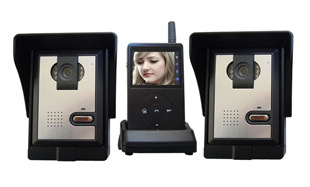 Wireless Video Doorbell